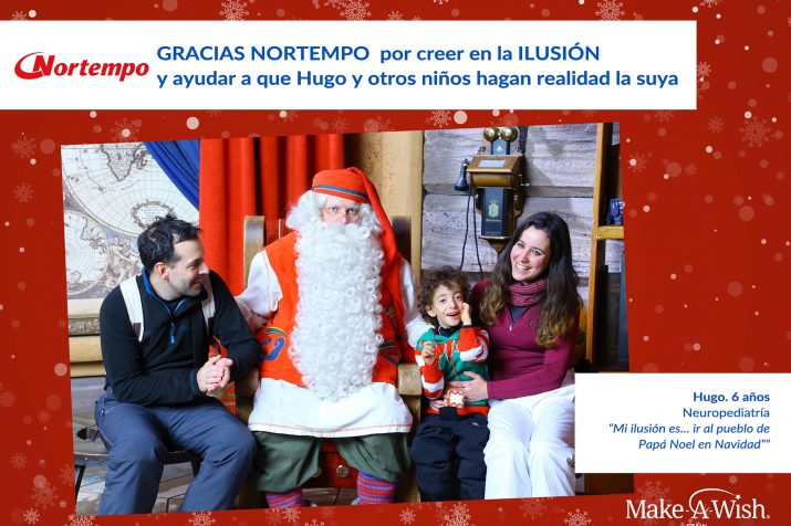 En Nortempo cumplimos ilusiones con Make-A-Wish