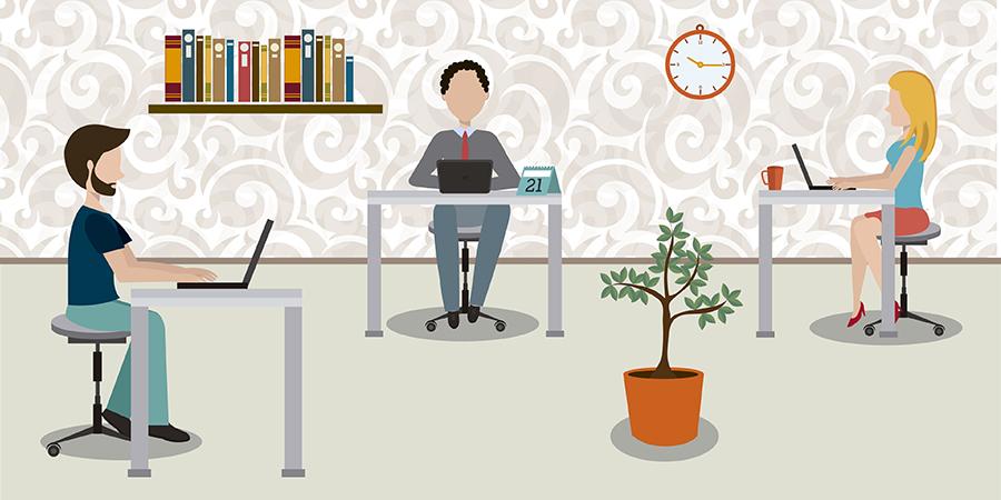 Coworking: sumar oportunidades