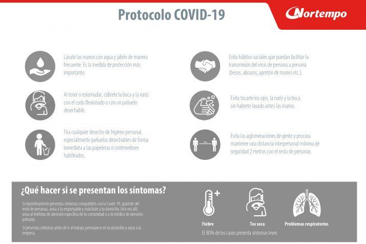 Las claves de la seguridad laboral frente a la COVID-19