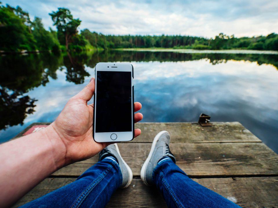 Las 'apps' para desconectar en vacaciones