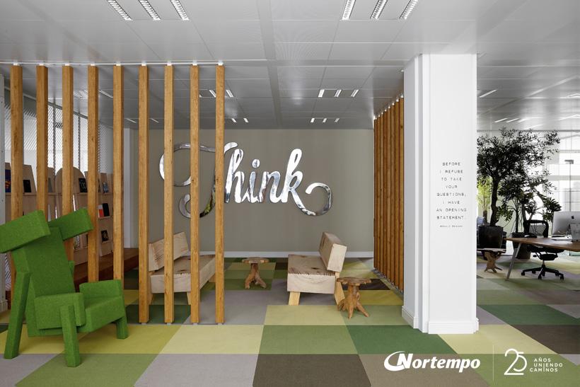 Las claves para transformar tu oficina en un espacio motivador
