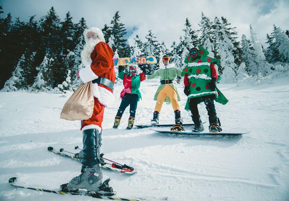 ¡Ya llegó la Navidad! Los cinco empleos típicos de estas fechas