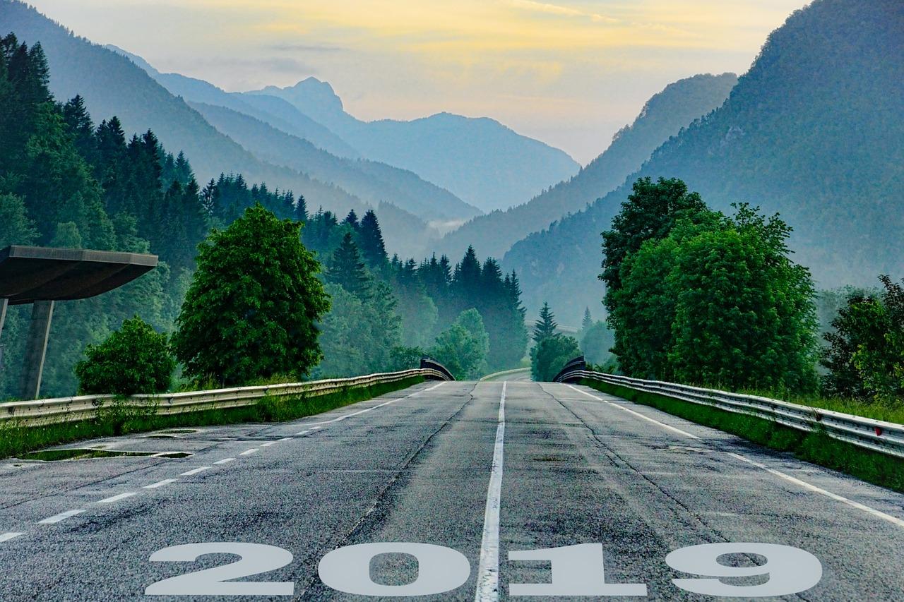 ¡Proponte que el 2019 sea tu año!