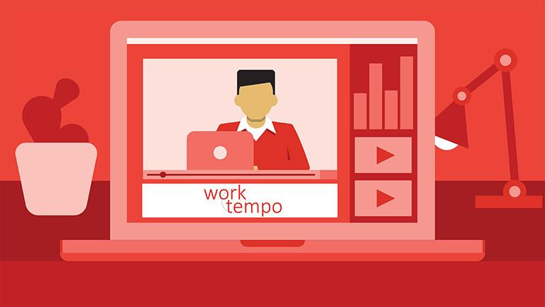 Somos tu guía hacia el empleo...también en YouTube. ¡Lanzamos #WorkTempo!