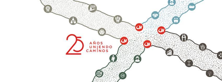 Nortempo cumple 25 años 'Uniendo Caminos'