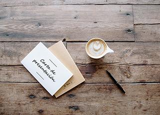 Escribe una carta de presentación perfecta y diferénciate
