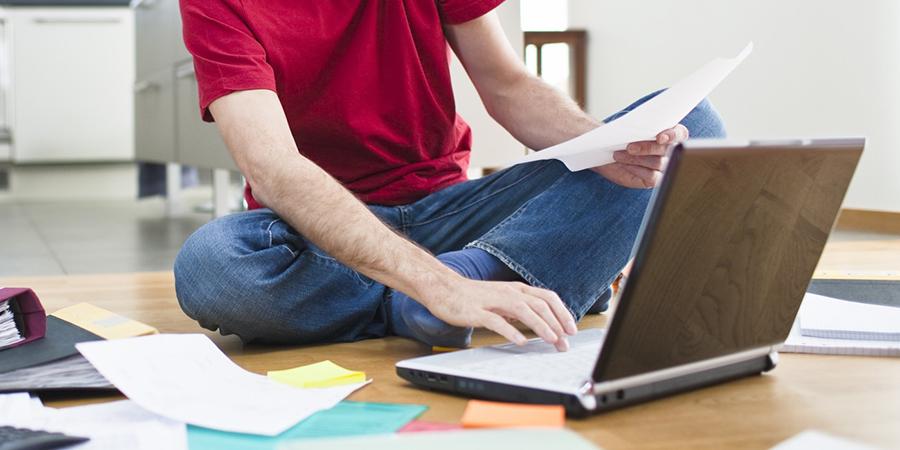 Crea tu propia oficina en casa y aprende a ser más productivo