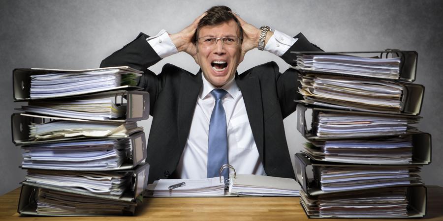 Consejos para no caer en las garras del estrés laboral