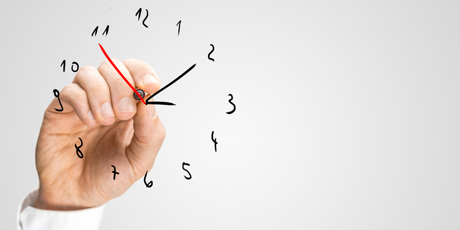 Evita los efectos negativos de la impuntualidad en el trabajo
