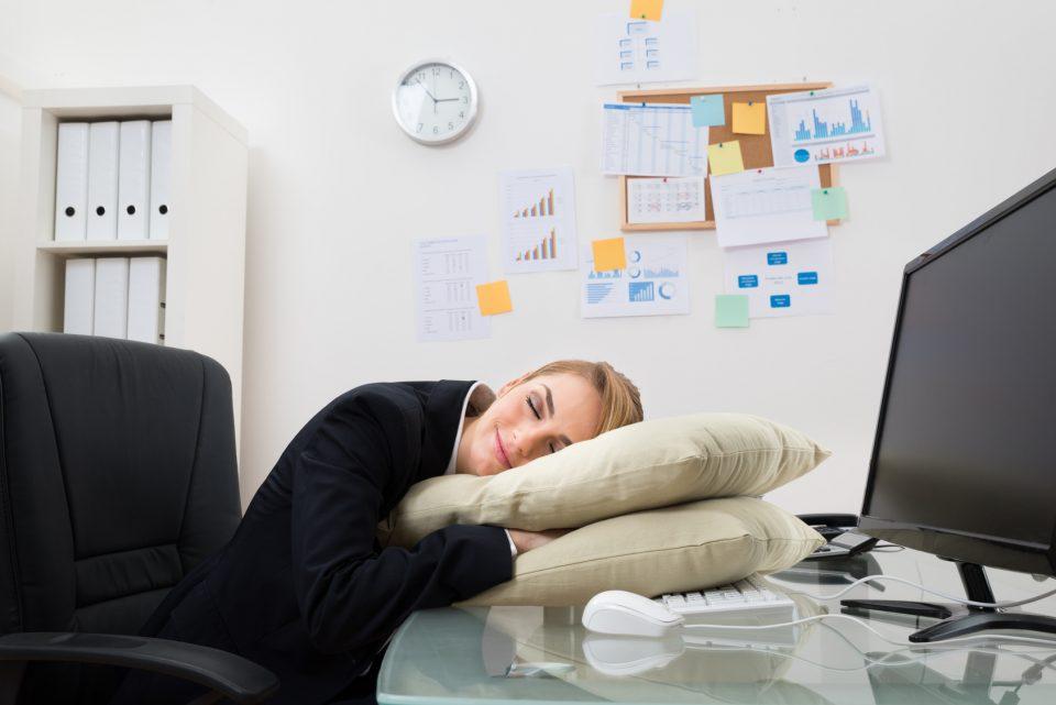 Que no te venza el cansancio laboral