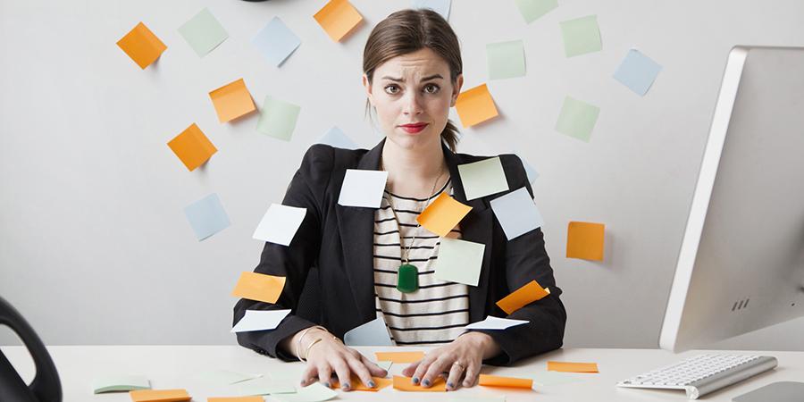 Las seis claves para frenar el estrés laboral