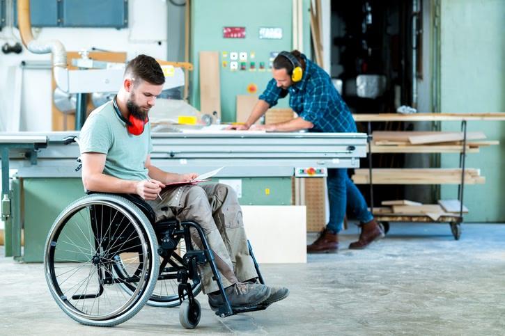 Integracion laboral ley de discapacidad