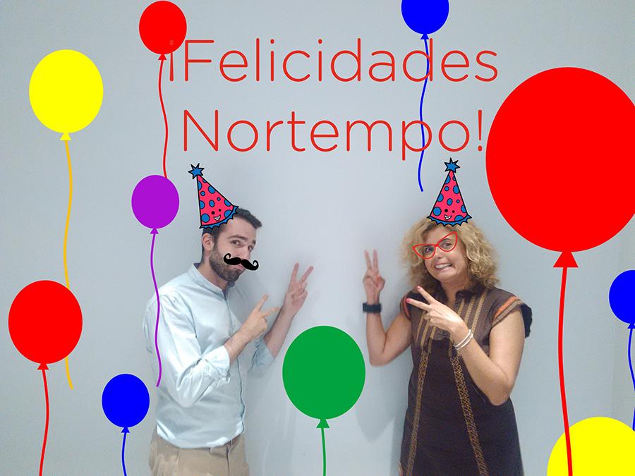 Te invitamos a participar en nuestro concurso #FelicidadesNortempo