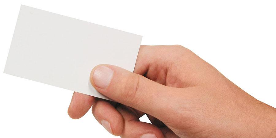 6 aplicaciones para crear tarjetas de visita efectivas