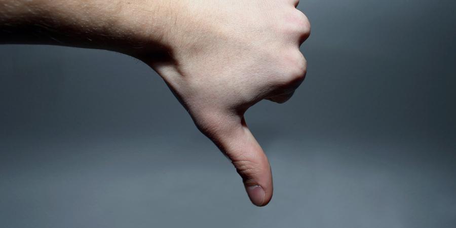 7 gestos que deben evitarse en una entrevista de trabajo