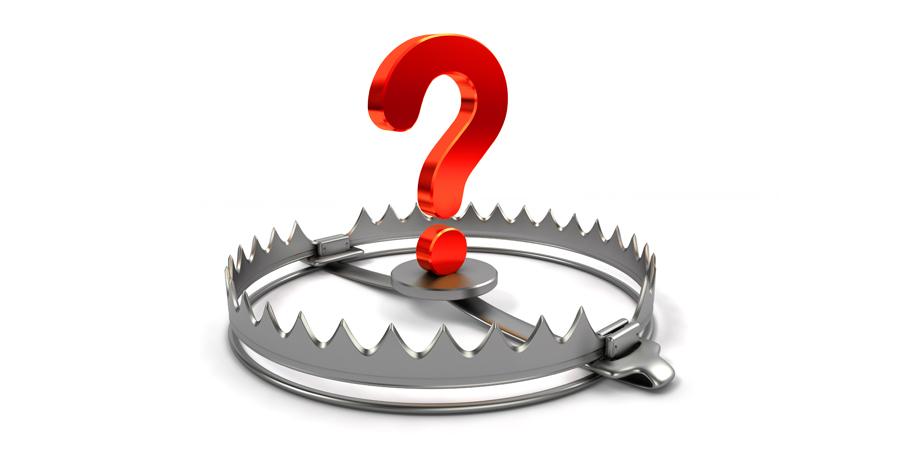 5 preguntas trampa que puedes encontrarte en una entrevista de trabajo