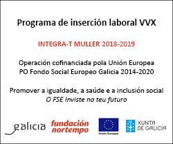 Programa de inserción laboral VVX
