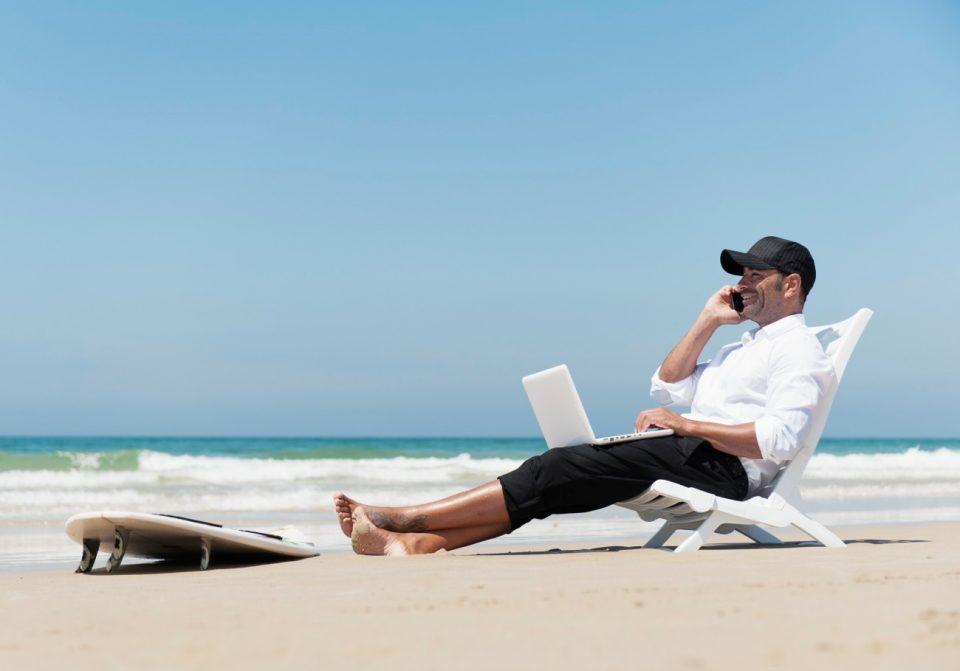 ¿Estás de vacaciones… o de #trabajaciones?