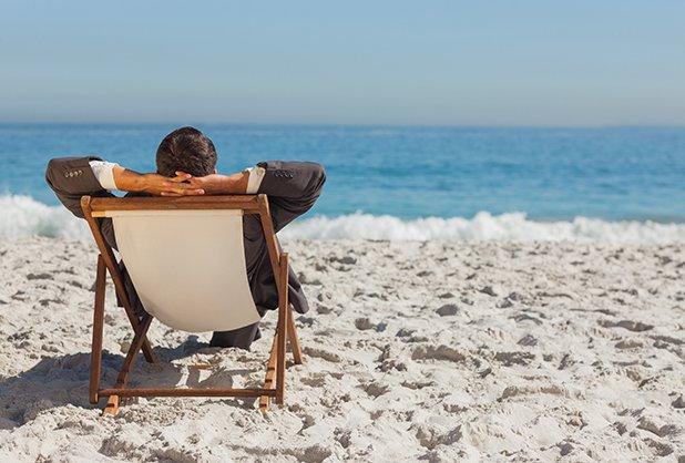 Cinco trucos para desconectar en vacaciones