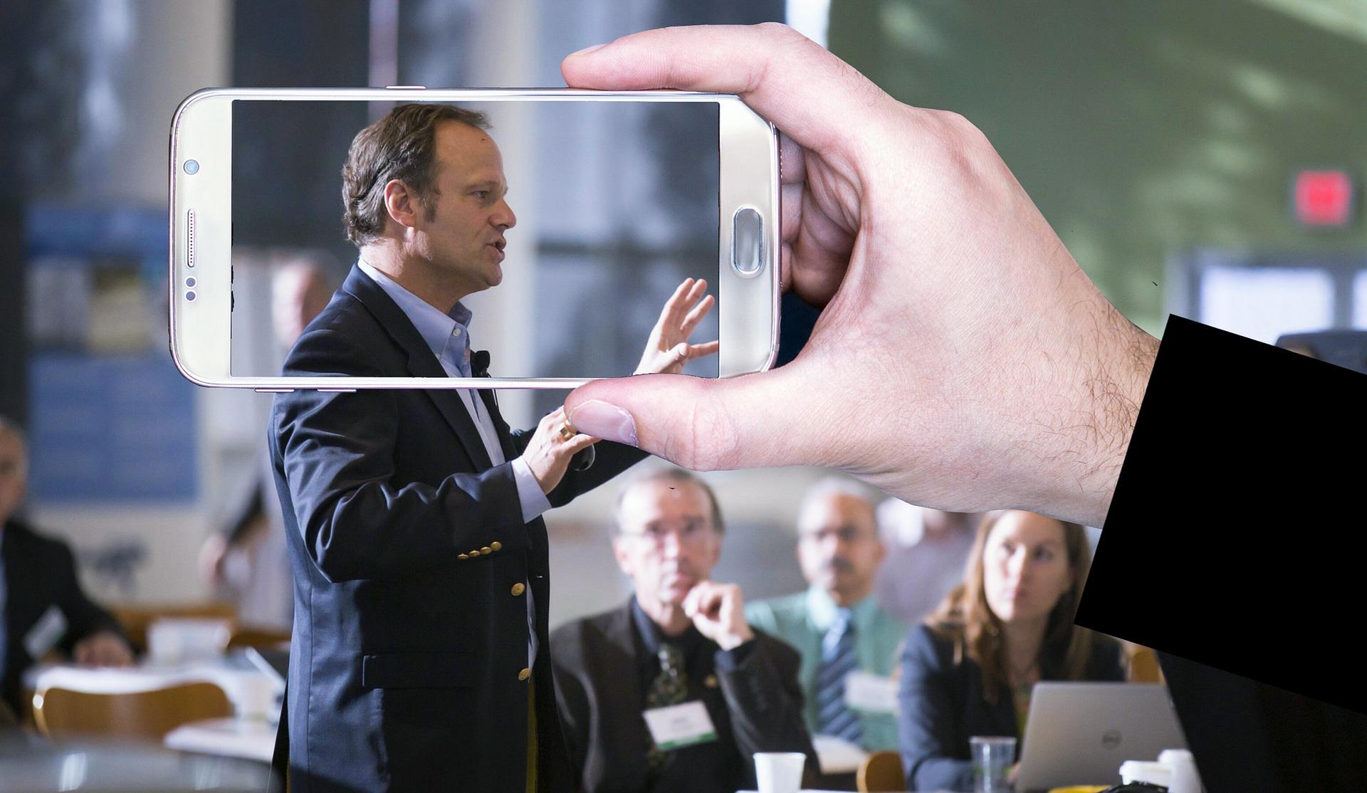 Cómo entrenar tu discurso a través del coaching digital