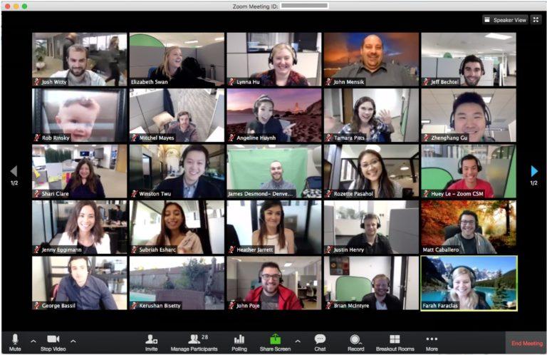 Zoom_ferramentas digitais_videoconferência